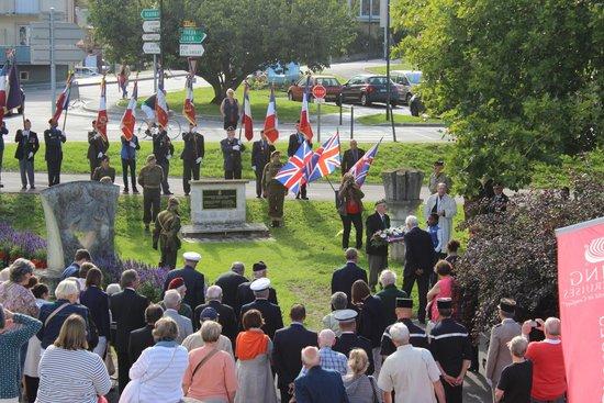Sherwood Rangers Yeomanry Memorial