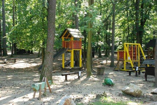Trencin Region, Eslováquia: Playground