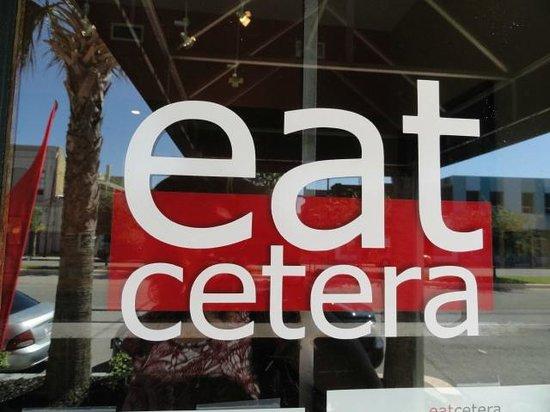 Eatcetera : Ресторан