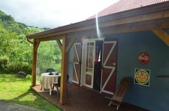 Les Jardins d'Heva : bungalow
