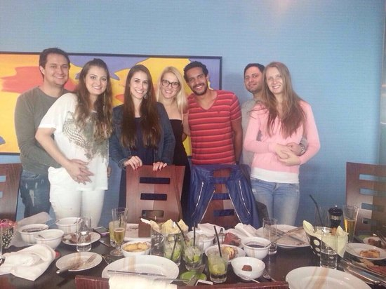 Ipanema: Aniversário da Maíra!