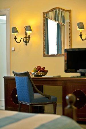 Hotel Avenida Palace: Superior Room