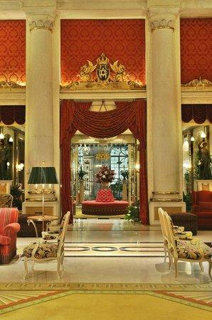 Hotel Avenida Palace: Palace Lounge
