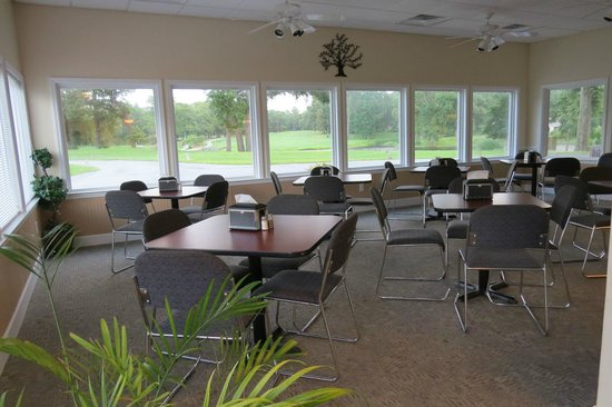 Arapahoe, Carolina del Norte: Dining Area