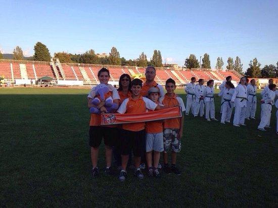 Arcieri Sarzana: festa dello sport #Sarzana2014