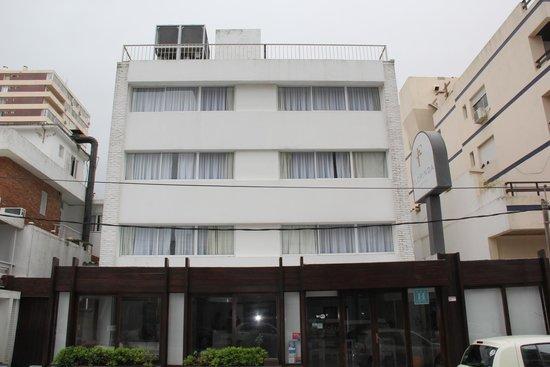 Hotel Florinda: Fachada do hotel
