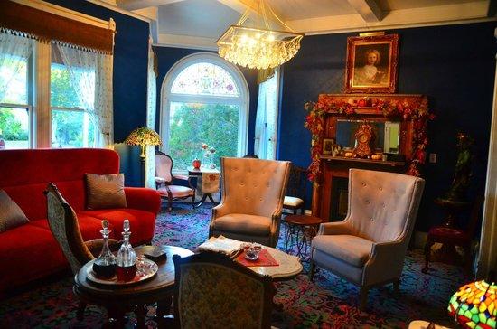 La Belle Epoque: The living room