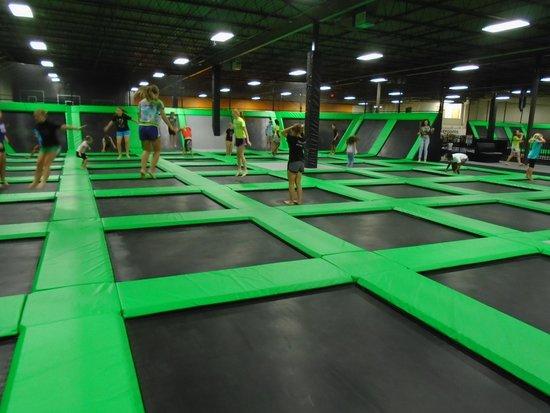 Rockin' Jump - Greensboro