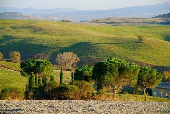 La casa di Adelina Charming House: Soft Tuscan landscape near Pienza
