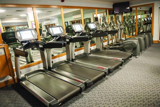 Kettering Park Hotel Gym