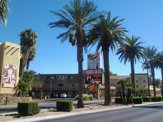 Super 8 Las Vegas North Strip /Fremont Street Area: Frente