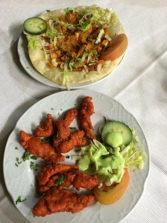 Haweli Indian Tandoori Restaurant: Nice tasty starters