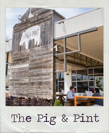The Pig & Pint: The P&P