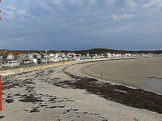 Cape Ann Motor Inn: spiaggia