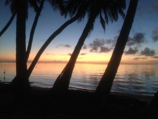 Bibee Maldives: Sunset at Diffushi