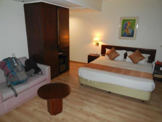 Telang Usan Hotel Kuching: Room