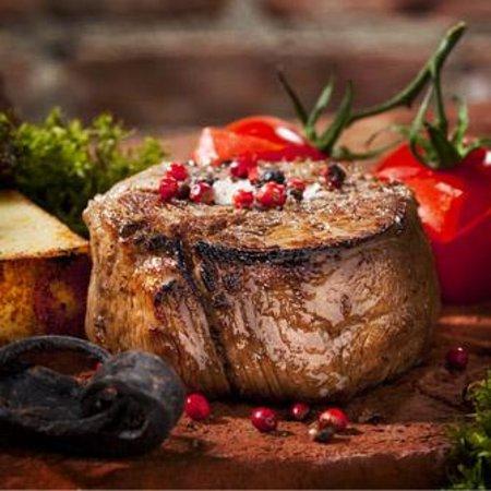 Trader Vic's : BBQ FILET MIGNON