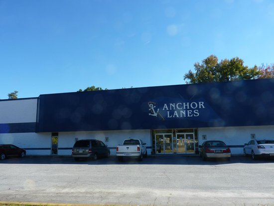 Anchor Lanes: building