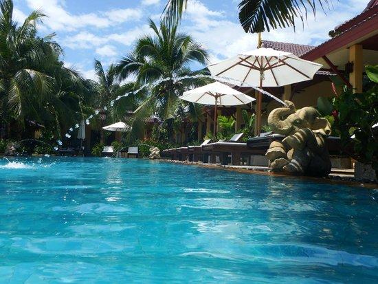 Le Piman Resort: Pool