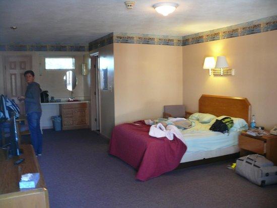 Clipper Ship Inn: la camera da letto