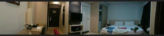 Classic Kameo Hotel & Serviced Apartments Ayutthaya : habitacion