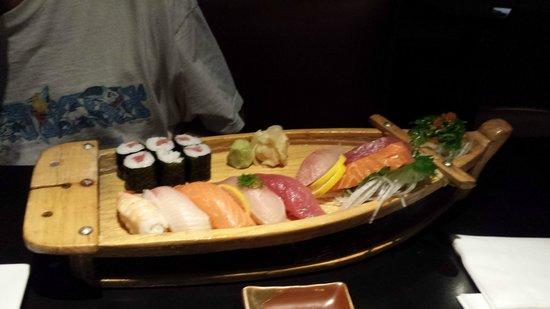 Olleh Sushi & Tofu House