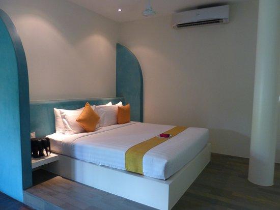 Navutu Dreams Resort & Wellness Retreat : Sleeping area