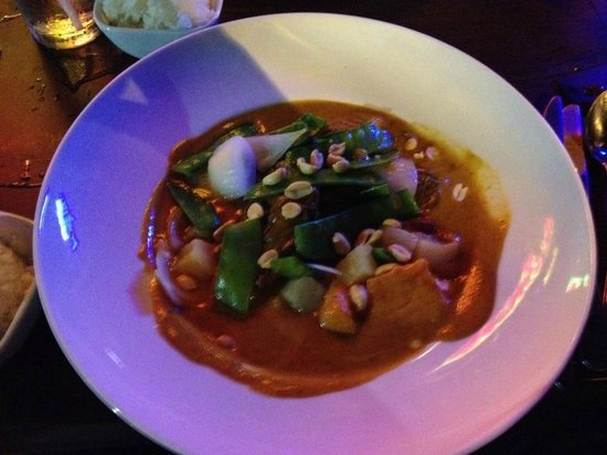 Thai House: No idea what it was called, but it was yummy... :-)