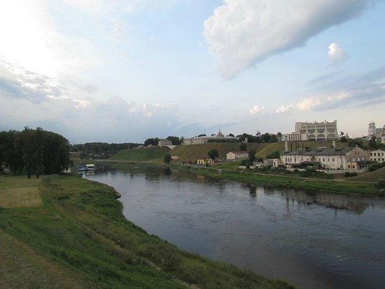 Grodno Region, Bielorrússia: An der Memel