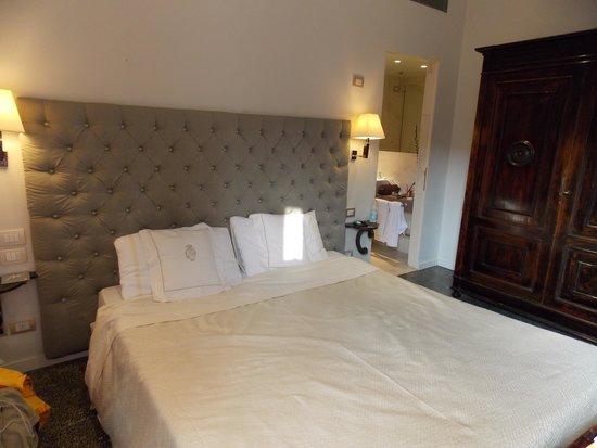 Ca' Nigra Lagoon Resort : Bedroom