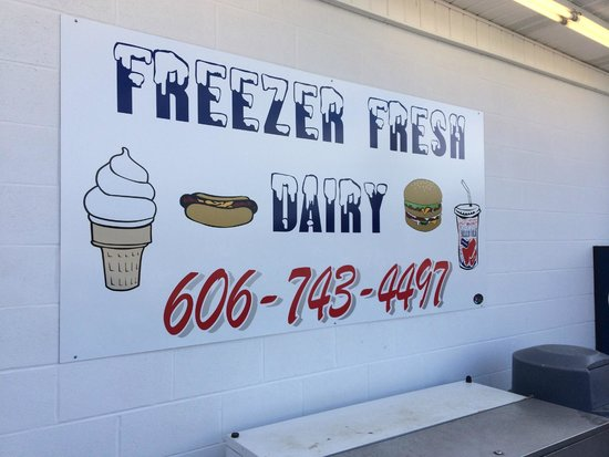 West Liberty, KY: Freezer Fresh Dairy