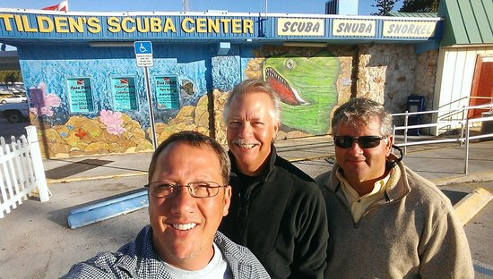 Tilden's Scuba Center: Awesome time diving with Tilden's!