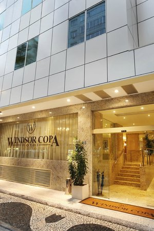 Windsor Copa Hotel: Front