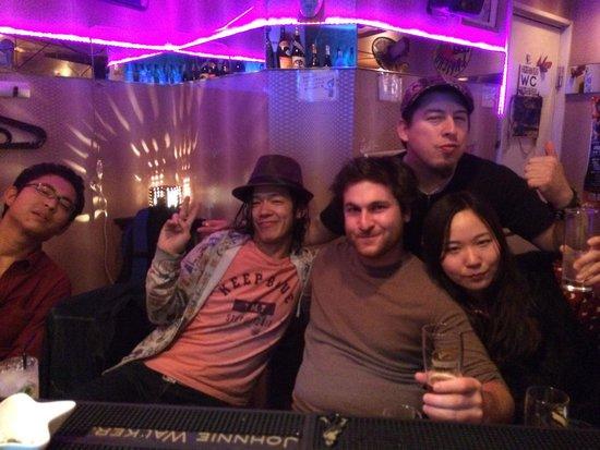 Casa Lapichu: Bar lapichu! Lot of fun  and a good Shisha!