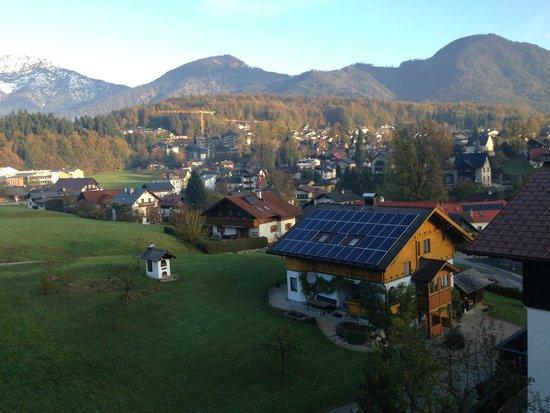 Haus Strutzenberger: вид с балкона