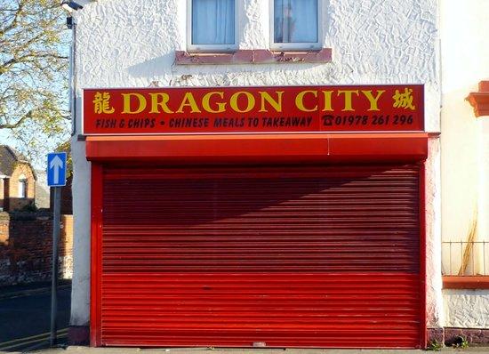 Dragon City Takeaway Wrexham Restaurant Reviews Phone