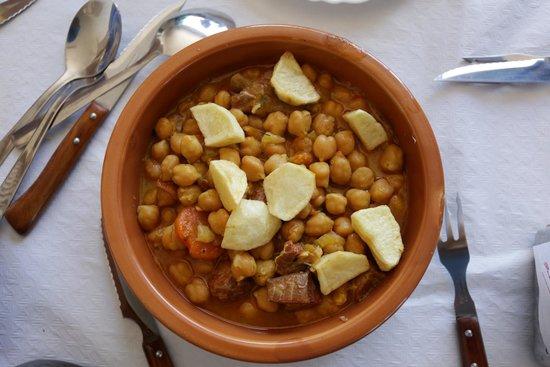 Erjos, Spagna: Garbanzas