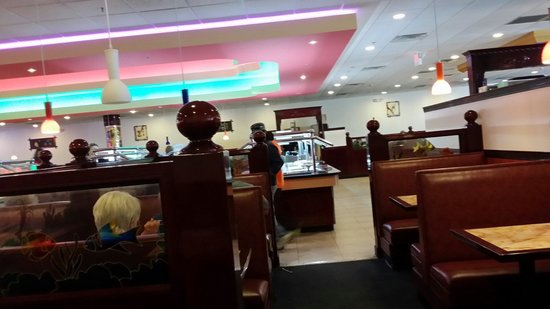 Hibachi Grill Supreme Buffet Grille