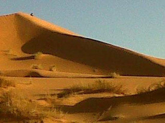 Le Chevalier Solitaire: Le dune di Merzouga