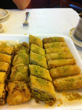 Al andalus: Dulces árabes