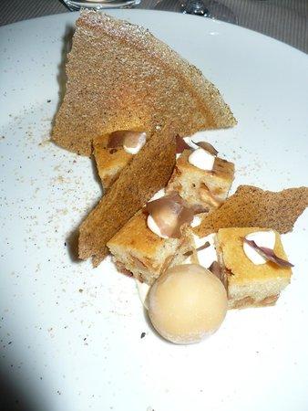 La Réserve : dessert