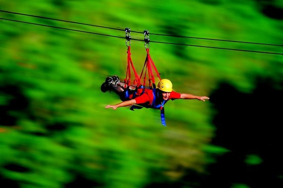Toro Verde Nature Adventure Park: La Bestia - The Beast