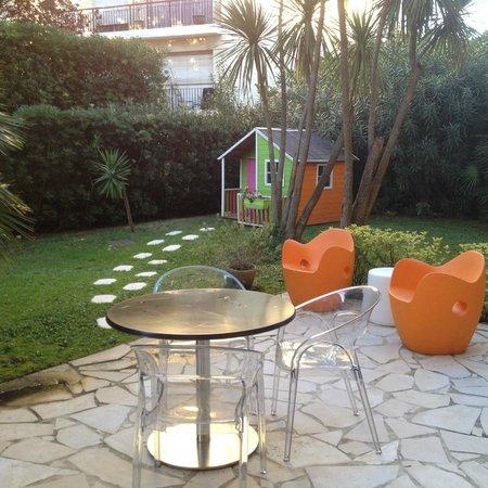 Le Massena Residence Cannes: LE JARDIN