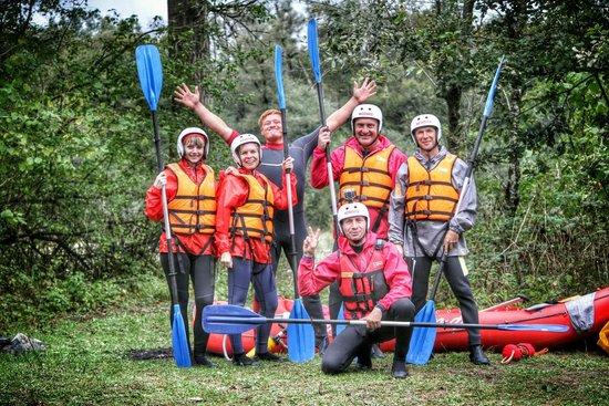 Rafting A