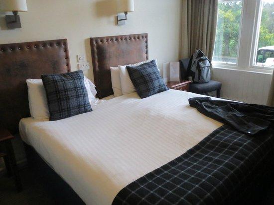 The Craiglynne Hotel: Bedroom