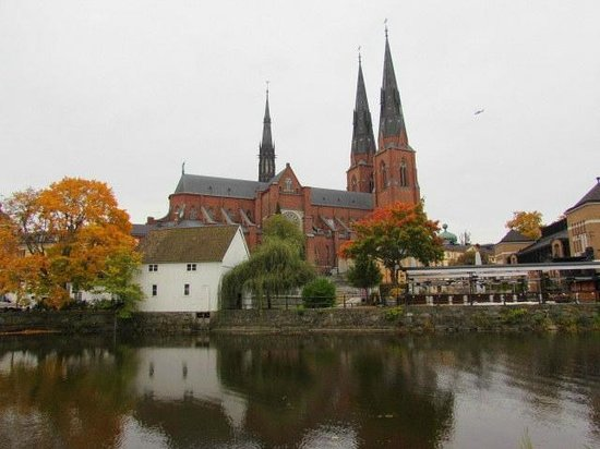 Uppsala, Sweden: Outside 3