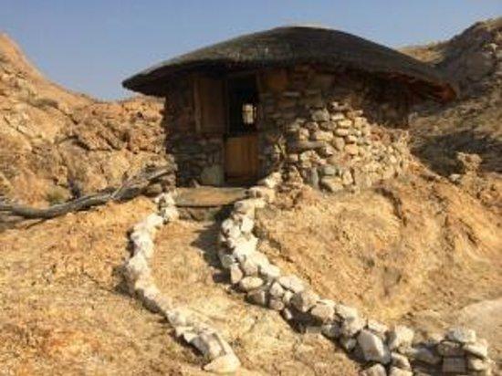Kobo Kobo Hills Mountain Camp: Where I slept