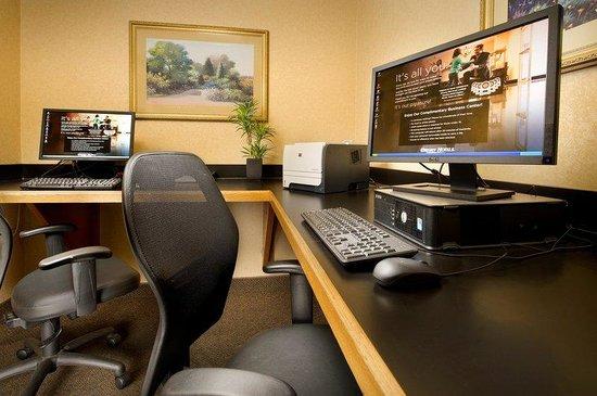 Drury Inn & Suites San Antonio North: 24-Hour Business Center