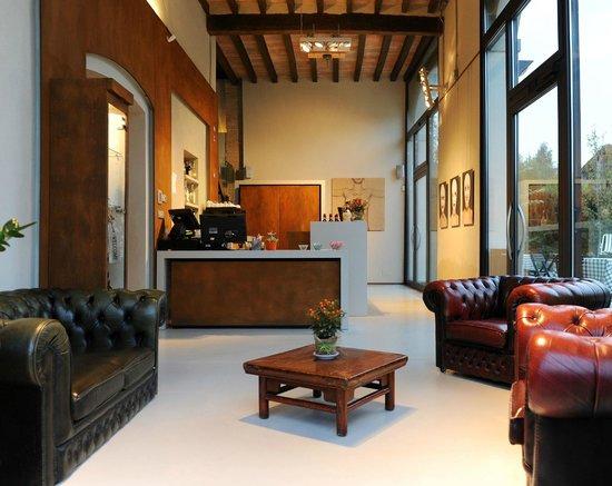 Locanda Sant' Ambrogio: Accoglienza ristorante