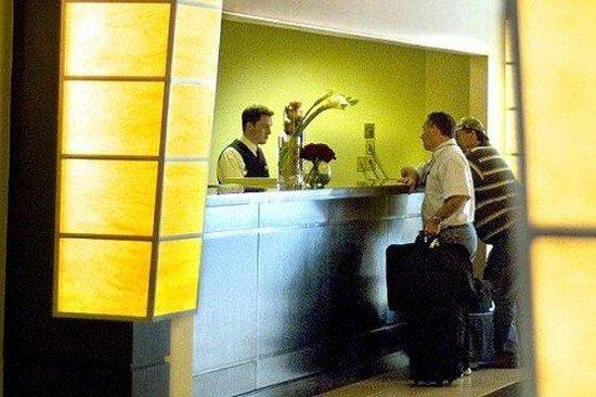 Hotel Capstone Front Desk